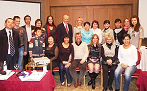 Avian and Pandemic Influenza Workshop, Kazakhstan 2010