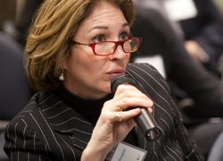 Anne-Marie Slaughter, Professor of Politics & International Affairs Princeton University