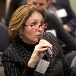 Anne-Marie Slaughter, Professor of Politics & International Affairs Princeton University
