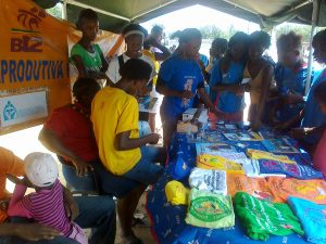 A VOA sponsored function on HIV/AIDS prevention