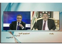 Alhurra-Iraq's Baghdad Bureau Chief Falah Al-Thahabi interviews Iraq Foreign Minister Hoshyar Zebari