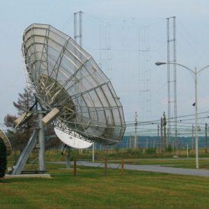 The BBG's Greenville, North Carolina transmitting station.