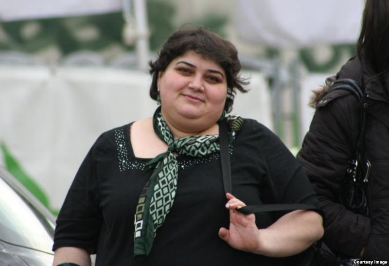 Azerbaijani Journalist Defiant In Face Of Blackmail Bid In March 2012, Khadija Ismailova, a freelanc