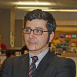 Arash Sigarchi, VOA journalist