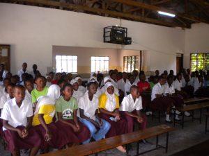 TZ Media Training - Students of Nia Njema High School in Bagamoyo