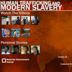 RFA's Expose of Human Trafficking in Asia