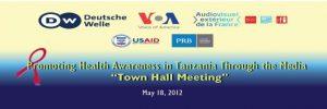 TZ Media Training - Tanzania Banner