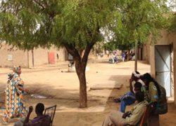Jobless People in Gao. (Idriss Fall/VOA)