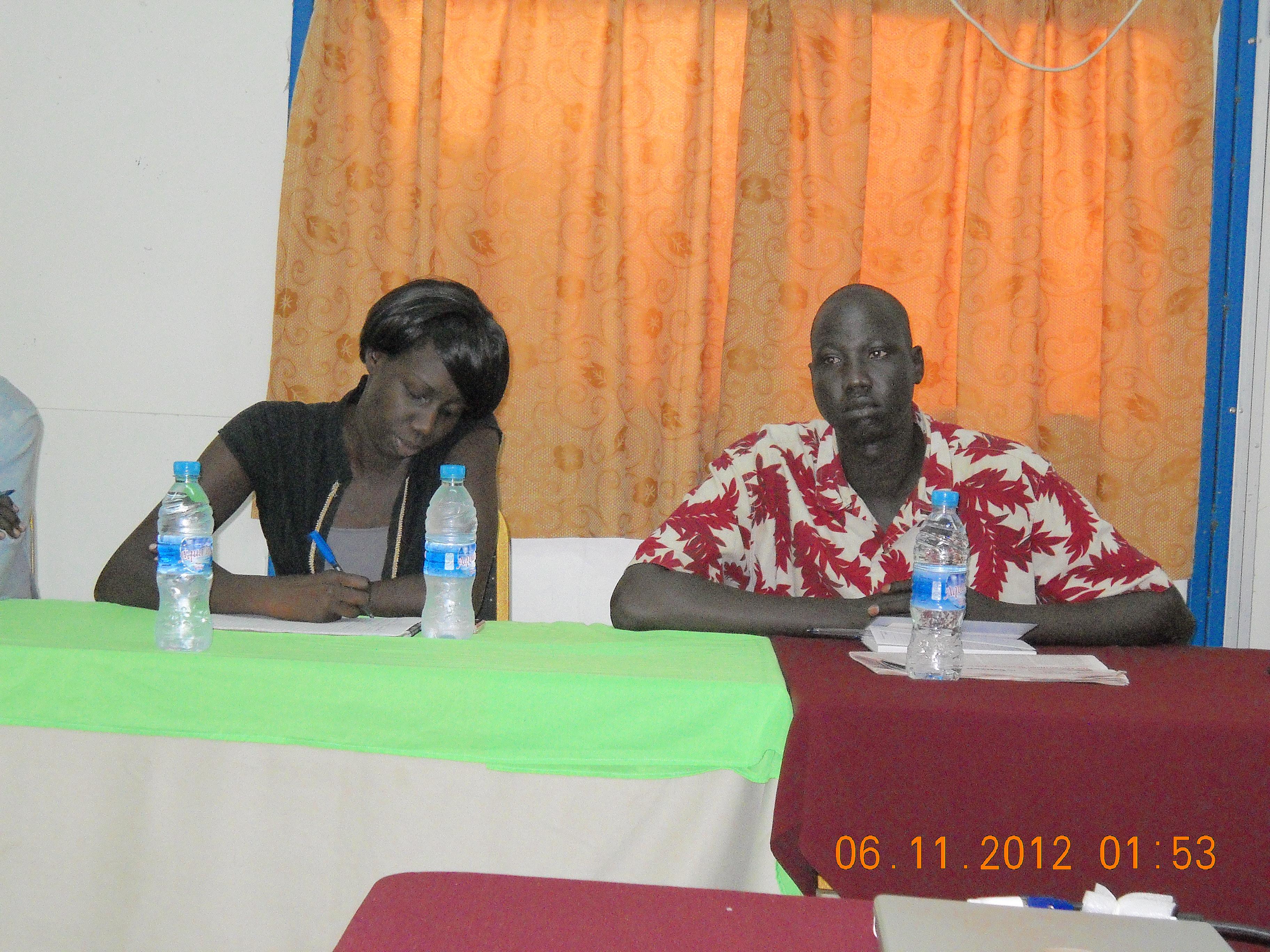 Juba Training June 2012 005