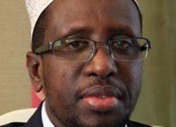Somali President Sharif Sheikh Ahmed