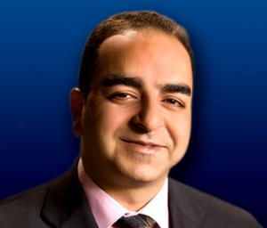Alhurra correspondent Bashar Fahmi