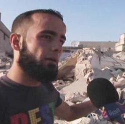 Alhurra in Idlib, Syria