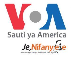 VOA Logo JeNif