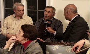 Alhurra Correspondent Khaled Khairy interview Arab-Americans