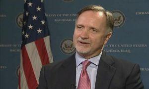 U.S. Ambassador to Iraq Robert Stephen Beecroft