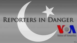 Reporters in danger