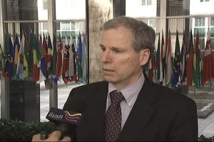 U.S. Ambassador to Syria Robert Ford