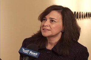 Under Secretary of State for Public Diplomacy Tara Sonenshine speaks with Alhurra