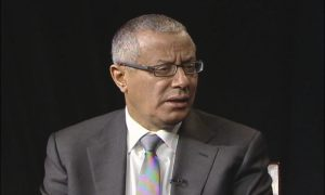 Libyan Prime Minister Ali Zeidan appeared on Alhurra's Free Hour