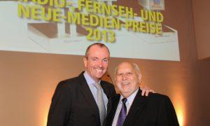 U.S. Ambassador to Germany Philip Murphy and IBB Director Dick Lobo