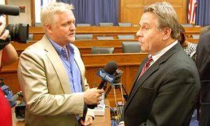Alhurra's Adam Nixon speaks with Congressman Chris Smith (R-NJ)
