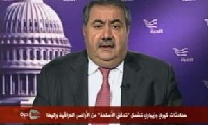 Iraqi Foreign Minister Hoshyar Zebari appeared on Alhurra in an exclusive interview