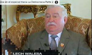 screenshot of TV Marti program