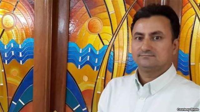 RFE/RL Baghdad Bureau Chief Mohammed Bdaiwi Owaid Al-Shammari