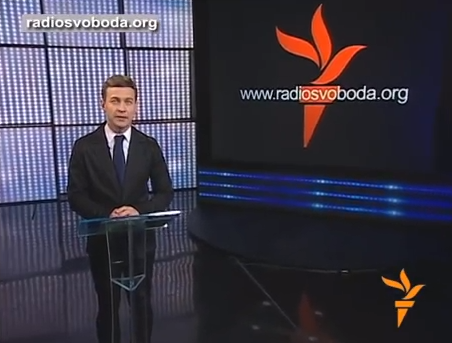 "Screengrab from ""Donbass Realities"" , a new program from RFE/RL"