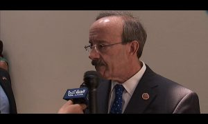 Representative Engel speaks with Alhurra about sanction on Iran.