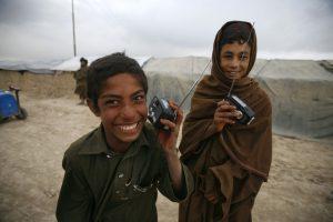 (AP Photo/Ahmad Massoud)
