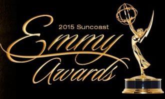 Logo of the 2015 Suncoast Emmy Awards
