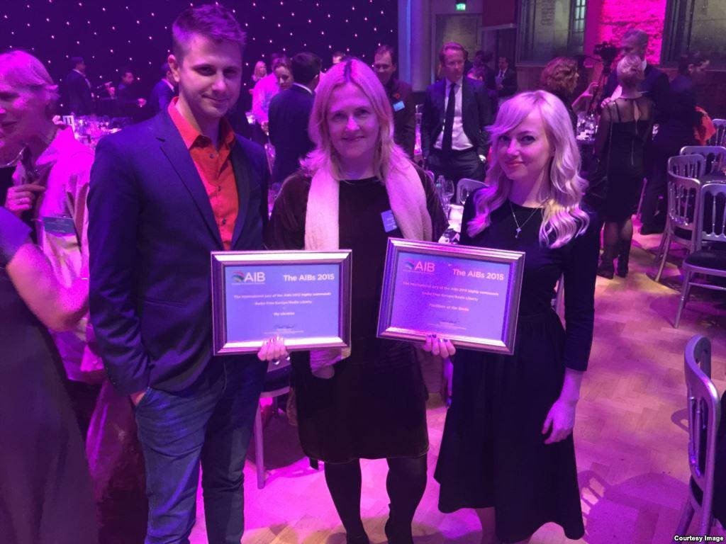 AIBs Award Winners