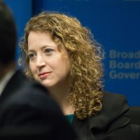 Photo of Ellona Fritschie, Director of Congressional Affairs