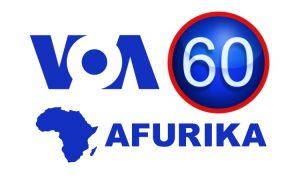 VOA 60 Afurika logo