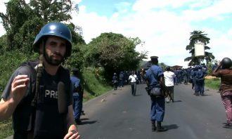 VOA East Africa Bureau Chief Gabe Joselow in Bujumbura, Burundi.