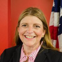 Photo of Betsy Parish, Interim General Counsel