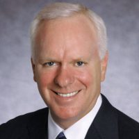 Photo of John F. Lansing, Chief Executive Officer and Director