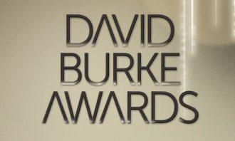 Logo of the Burke Awards