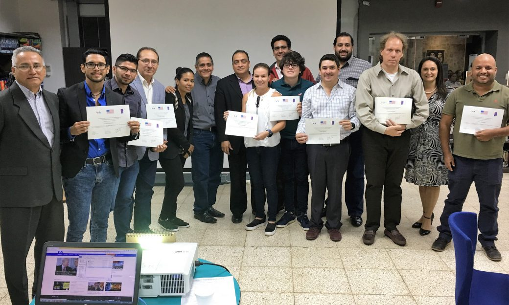 BBG Conference in Guayaquil, Ecuador.