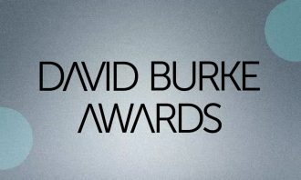banner that says David Burke Awards