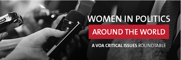 VOA Event Banner