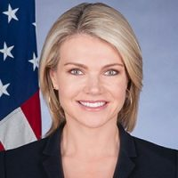 Photo of BBG Governor Heather Nauert