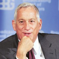 Photo of BBG Governor Walter Isaacson