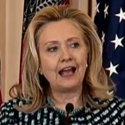 Sec. Clinton Salutes Radio Sawa on its 10th Anniversary