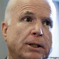 On Alhurra TV, Radio Sawa: Sen. McCain Discusses Syria