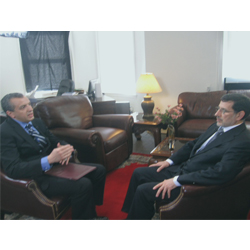 Alhurra Interviews Moroccan Foreign Minister