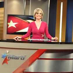 Antena Live: A New TV Martí Program Brings News From Cuba for Cuba Along with World News