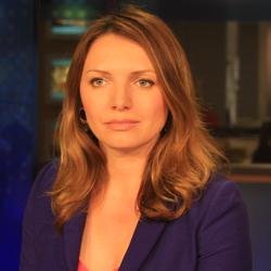Myroslava Gongadze, VOA Journalist and Ukrainian Rights Activist