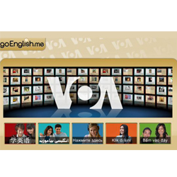 VOA Launches English Learning for Vietnamese